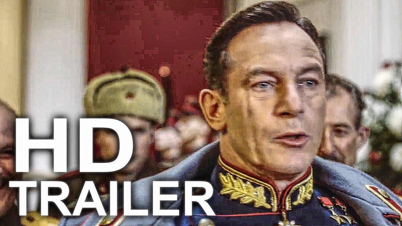 THE DEATH OF STALIN Trailer #2 NEW (2017) Steve Buscemi Movie HD