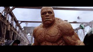 The Fantastic Four: Trailer (2005)