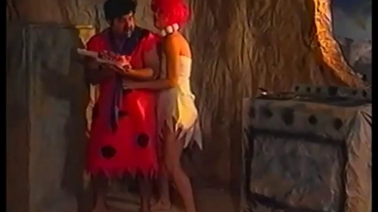 The Flintbones (1992) Ron Jeremy as Fred Flintstone (classic Flintstones parody)