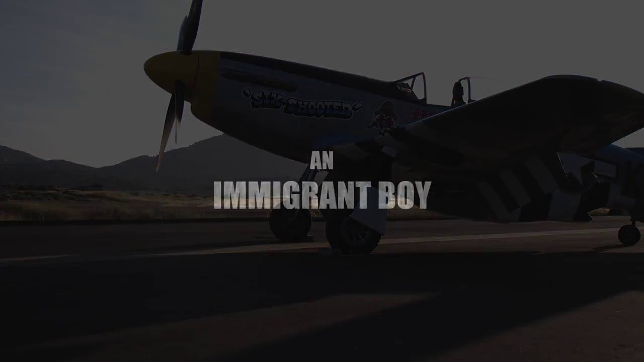 The Flying Greek Movie Trailer