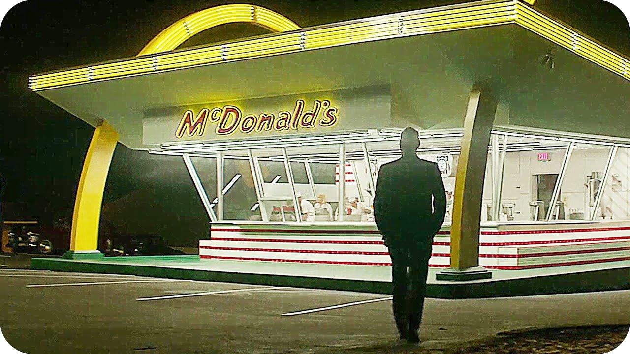 THE FOUNDER Trailer 3 (2016) Michael Keaton McDonalds Story Movie