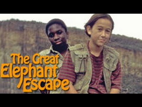 The Great Elephant Escape • Official Trailer • ABC Movie