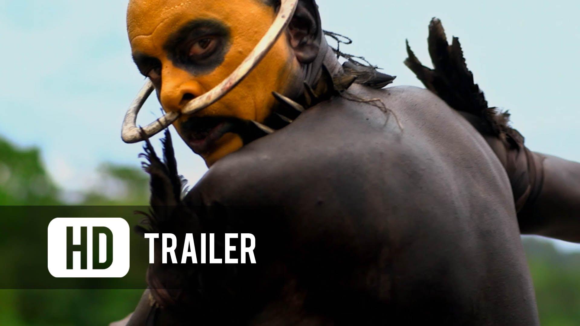 The Green Inferno Official Trailer (2014) Eli Roth HD - FilmFabriek
