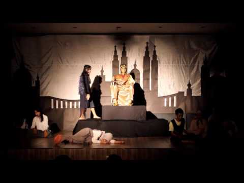 'The Happy Prince' adapted from Oscar Wilde | directed by Alam