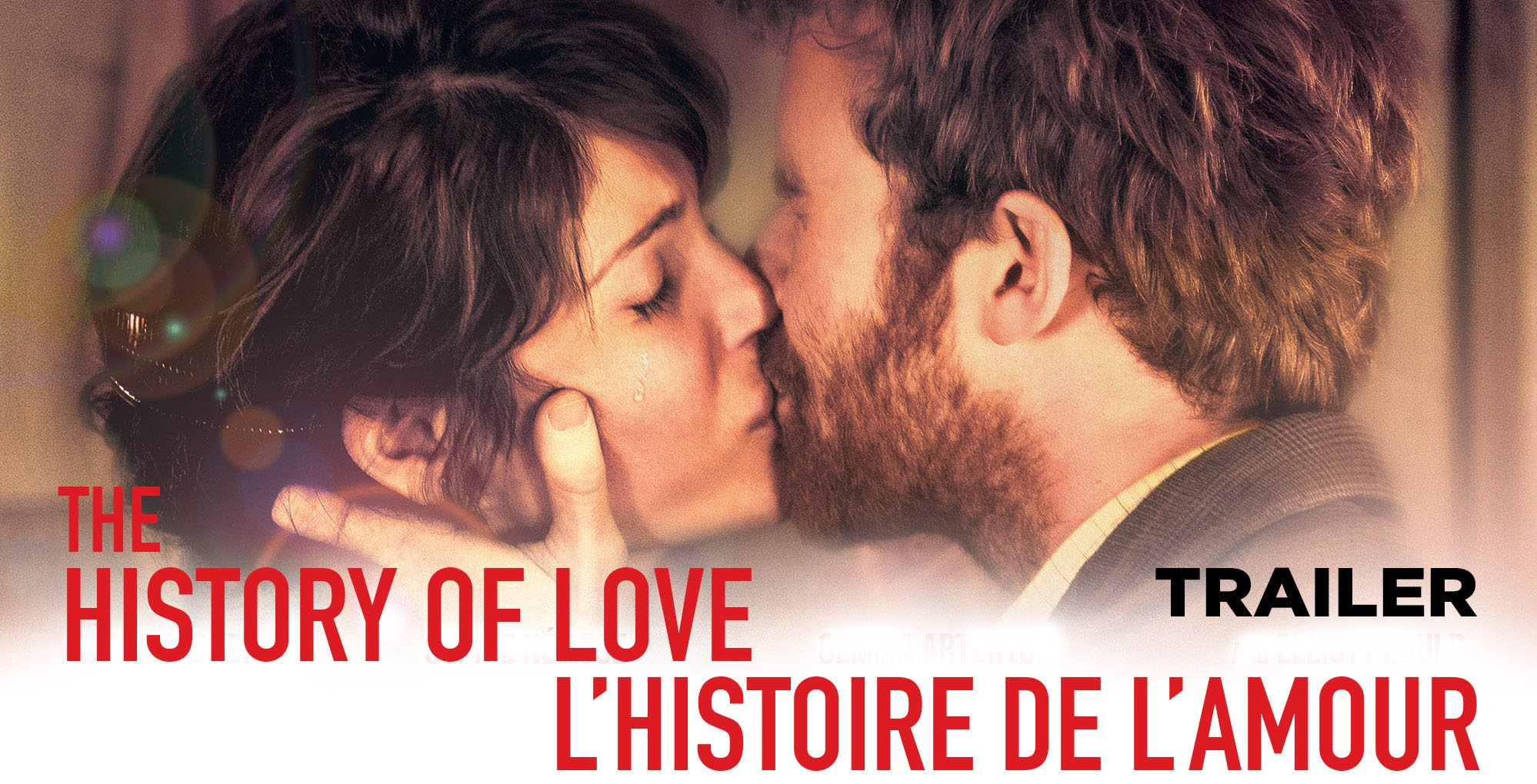 The History of Love (Trailer) - Release : 16/11/2016