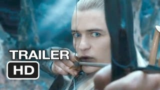 The Hobbit: The Desolation of Smaug International Trailer (2013) - Lord of the Rings Movie HD