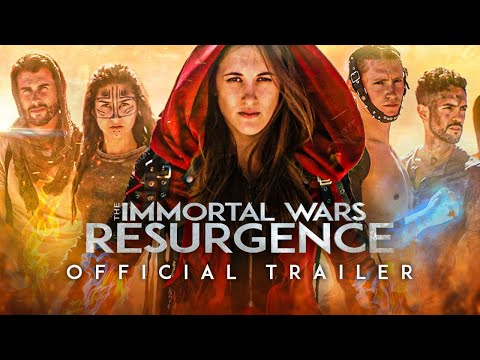 The Immortal Wars: Resurgence - Official Trailer