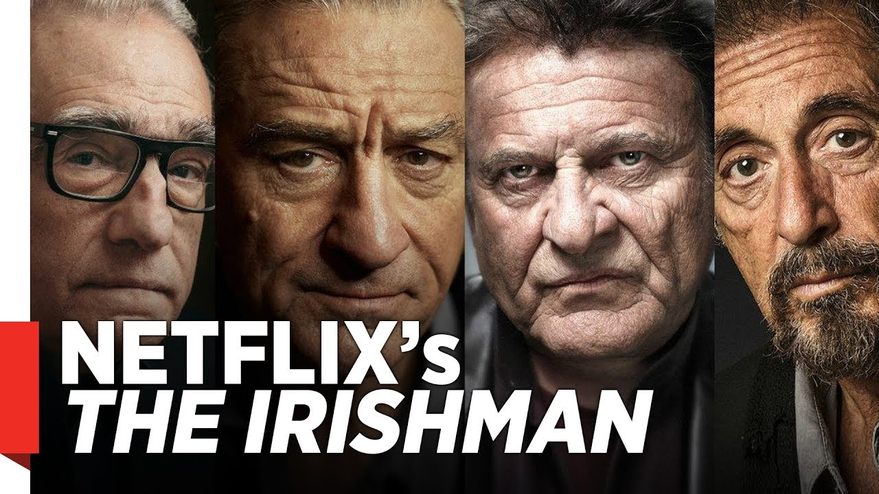 The Irishman Netflix — What We Know