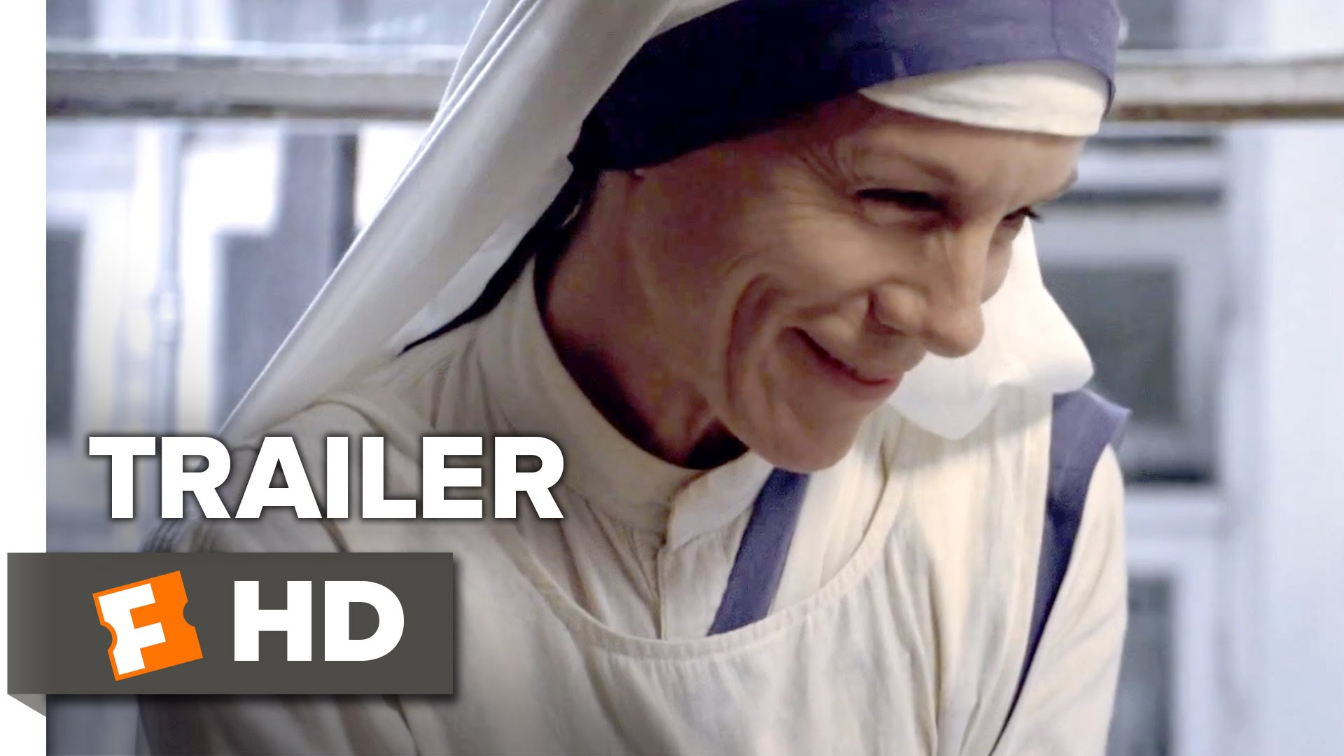 The Letters Official Trailer 1 (2015) - Juliet Stevenson Drama HD