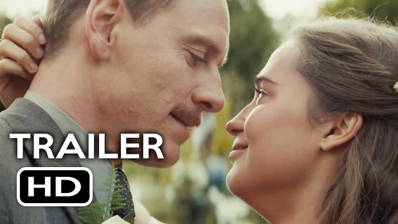 The Light Between Oceans Official Trailer #1 (2016) Michael Fassbender, Alicia Vikander Movie HD