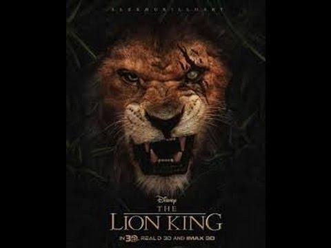 The Lion King teaser trailer #1 (2019)