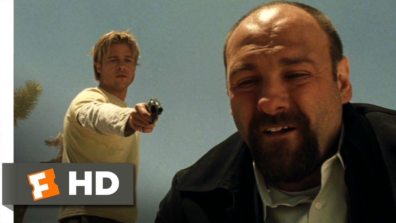 The Mexican (8/9) Movie CLIP - Killing Winston (2001) HD