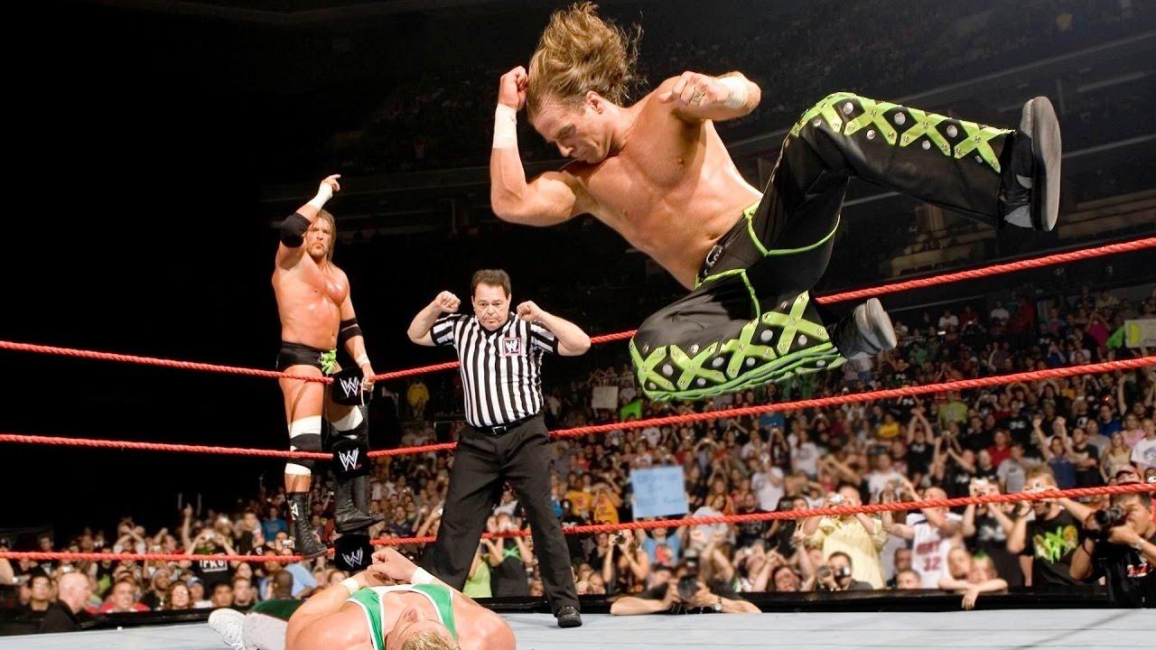 The Monday NIGHT War: WWE Raw vs. WCW Nitro ;(Documentary.  2004)