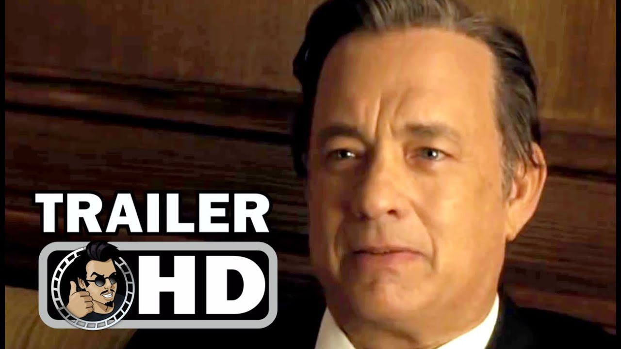 THE POST Official Trailer (2017) Tom Hanks, Meryl Streep Drama Movie HD