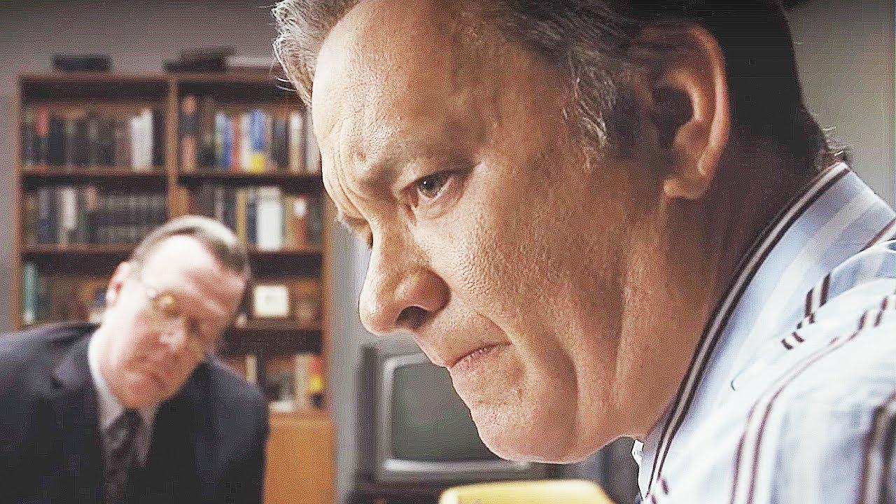 The Post - Official Trailer (2018) Tom Hanks, Steven Spielberg Movie HD