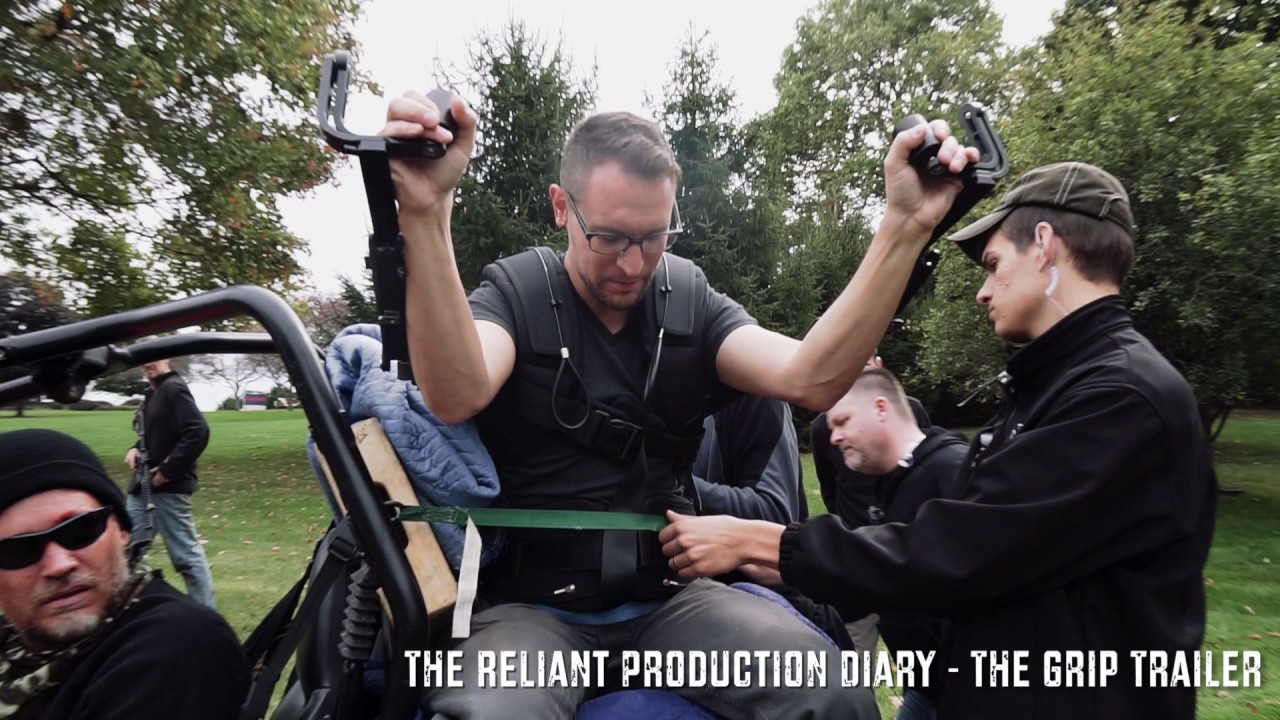 The Reliant Production Diary - The Grip Trailer