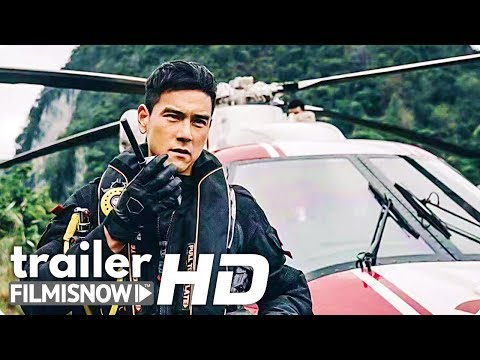 THE RESCUE (2020) Trailer | Dante Lam Epic Action Thriller