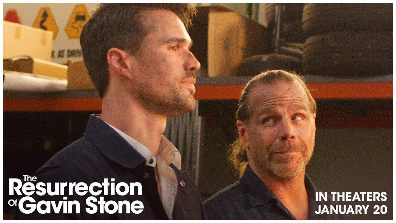 "THE RESURRECTION OF GAVIN STONE - ""FRIENDSHIP"" TV SPOT (2017)"