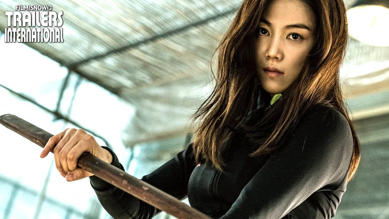 The Villainess   New trailer for Jung Byung-gil's action thriller
