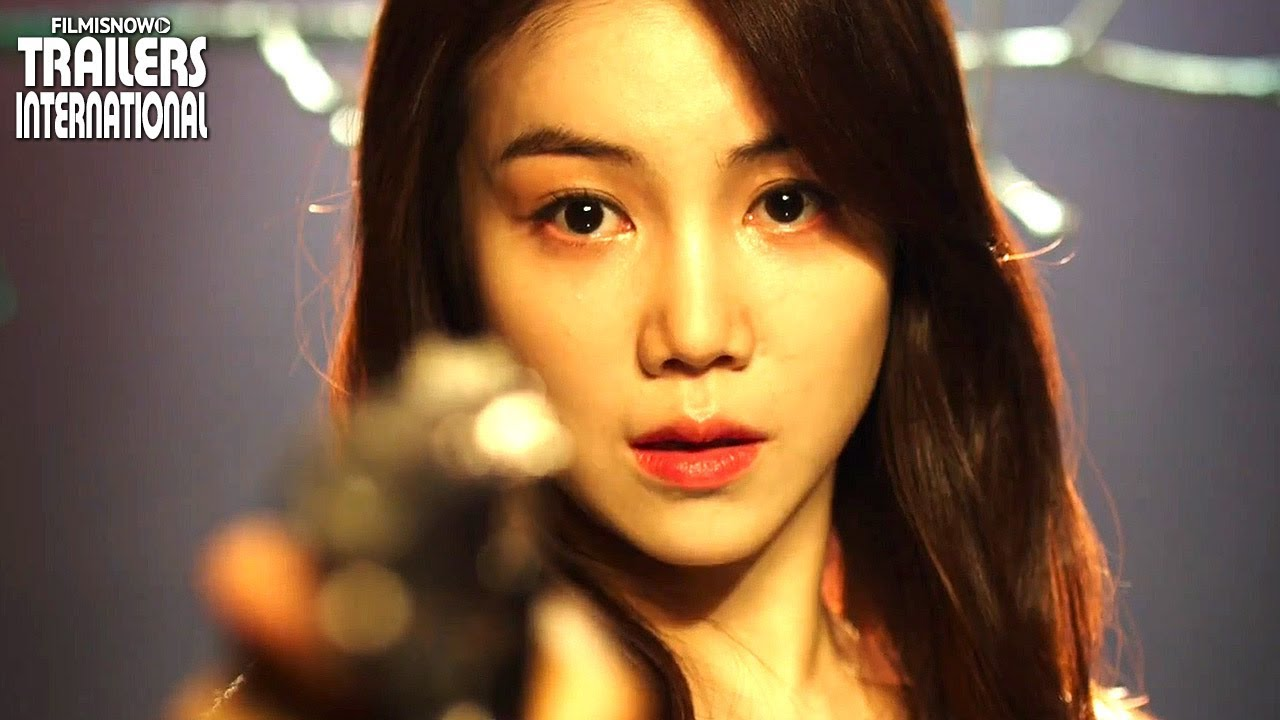 The Villainess   Official Trailer -  Jung Byung-gil action thriller