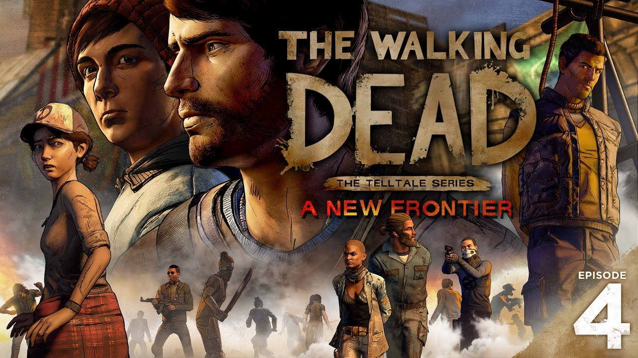 The Walking Dead: A New Frontier - Ep 4: Thicker Than Water - Official Trailer