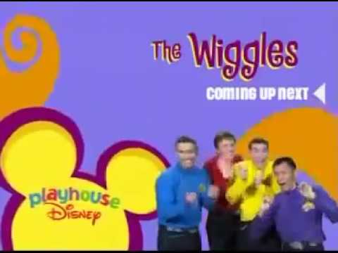 The Wiggles - Playhouse Disney Promo - News Flash (2003)