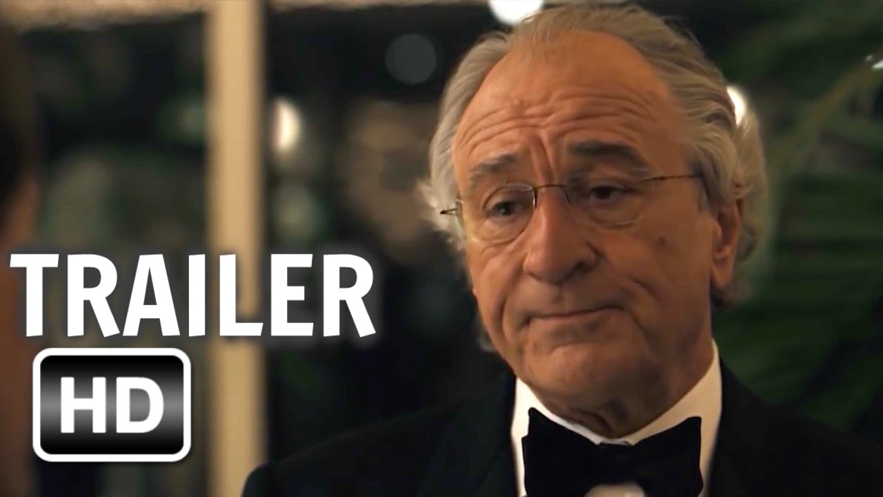 THE WIZARD OF LIES Official Trailer # 2 [2017] Drama Movie HD