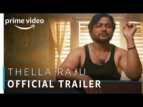 Thella Raju | Official Trailer | Telugu TV Series | Prime Exclusive | Amazon Prime Video