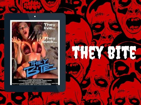 They Bite 1996 This movie may be a rip off of something.......