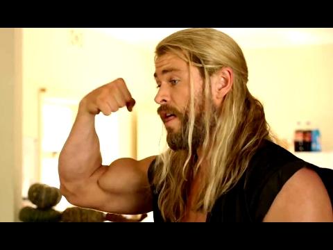 THOR RAGNAROK - Team Thor & Darryl Part #2 Trailer Teaser (2017) Chris Hemsworth Marvel Movie HD
