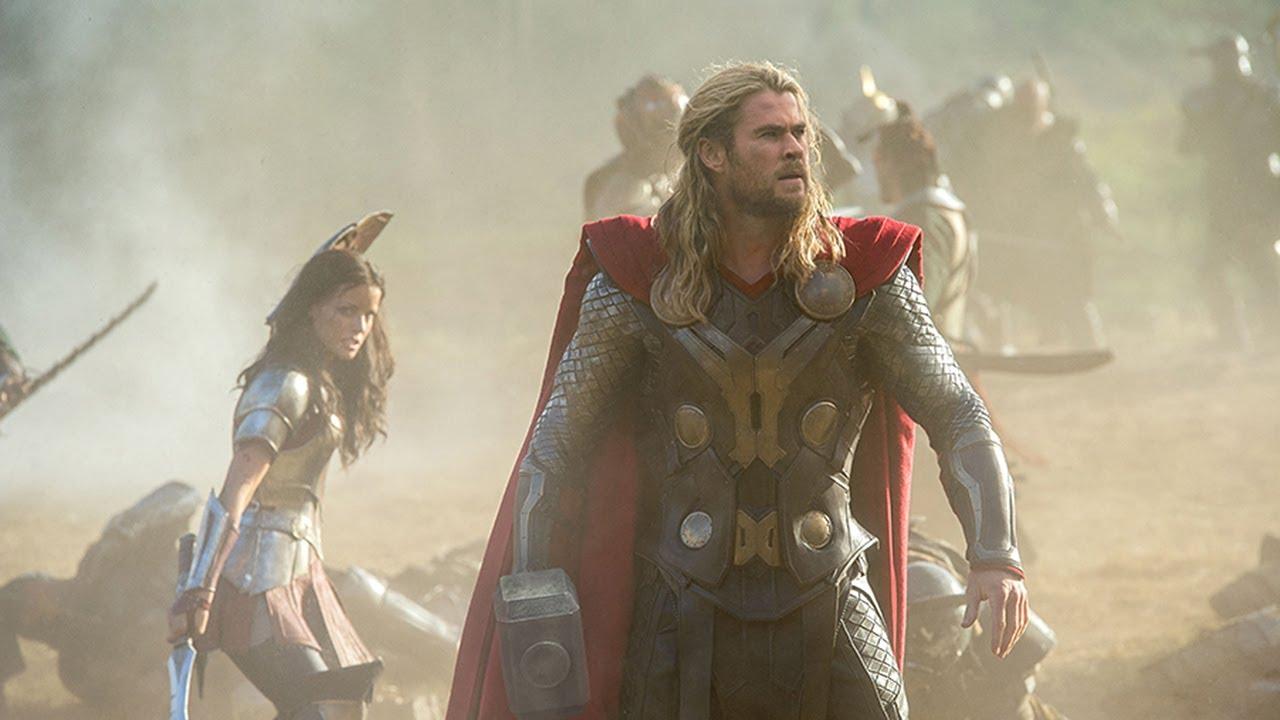 Thor: Temný svět (2013) - Oficiální Dabovaný Trailer