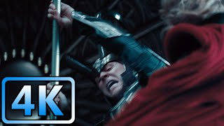 Thor vs Loki | Thor (2011) | 4K ULTRA HD