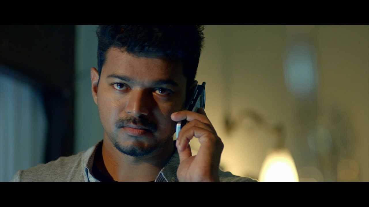 THUPPAKKI - OFFICIAL TEASER TRAILER (HD)