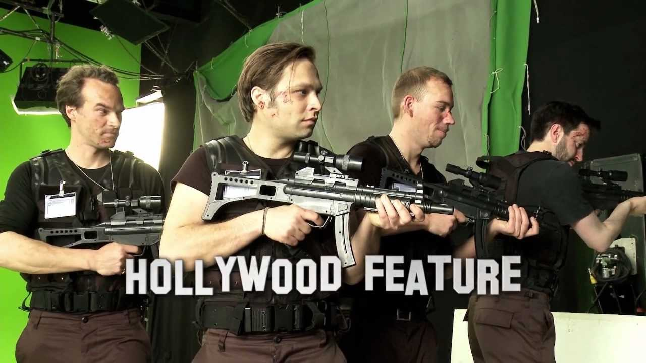 Tim Sander goes to Hollywood - International Trailer [HD]