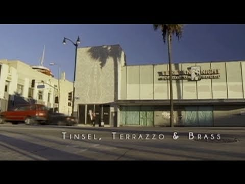 Tinsel Terrazzo and Brass Jesse Woodrow Clip