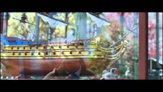 Tintinove dobrodružstvá: Tajomstvo jednorožca ITA Film SR trailer
