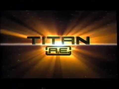 Titan A.E. (2000) Trailer (VHS Capture)