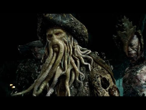 To nejlepší z Piráti z Karibiku 2 Truhla mrtvého muže