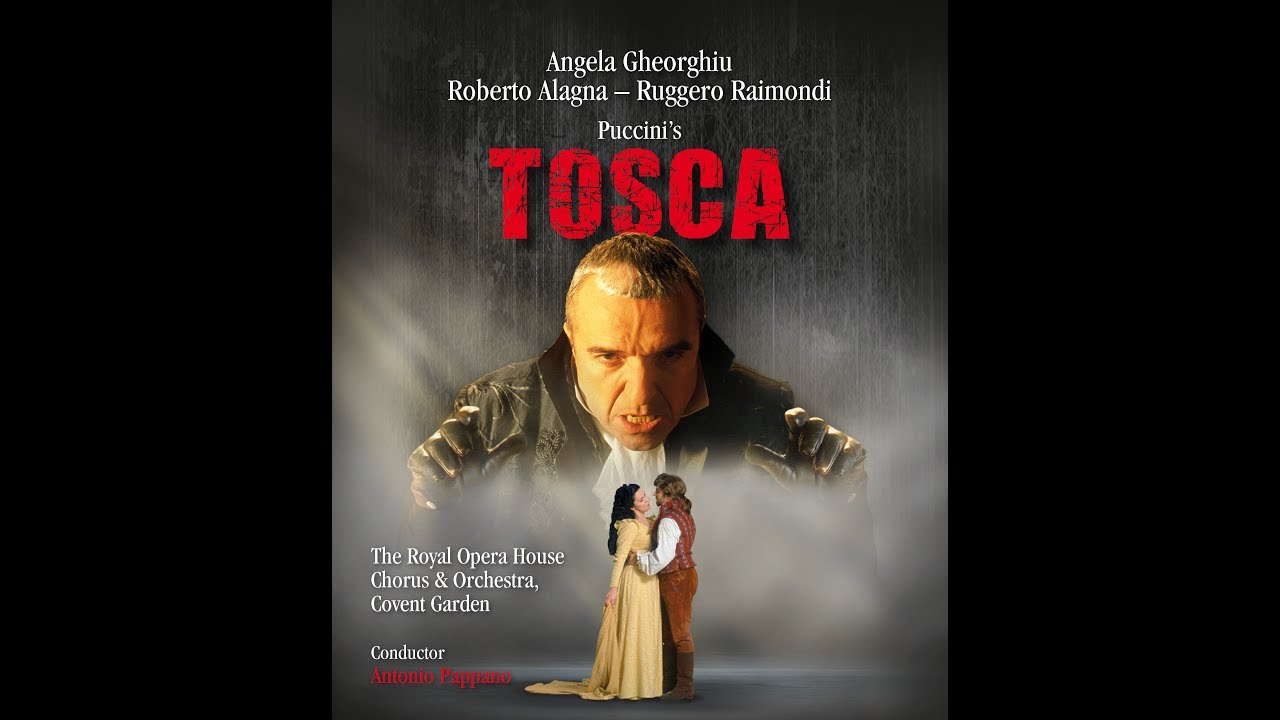 Tosca - Puccini's masterwork in 4k