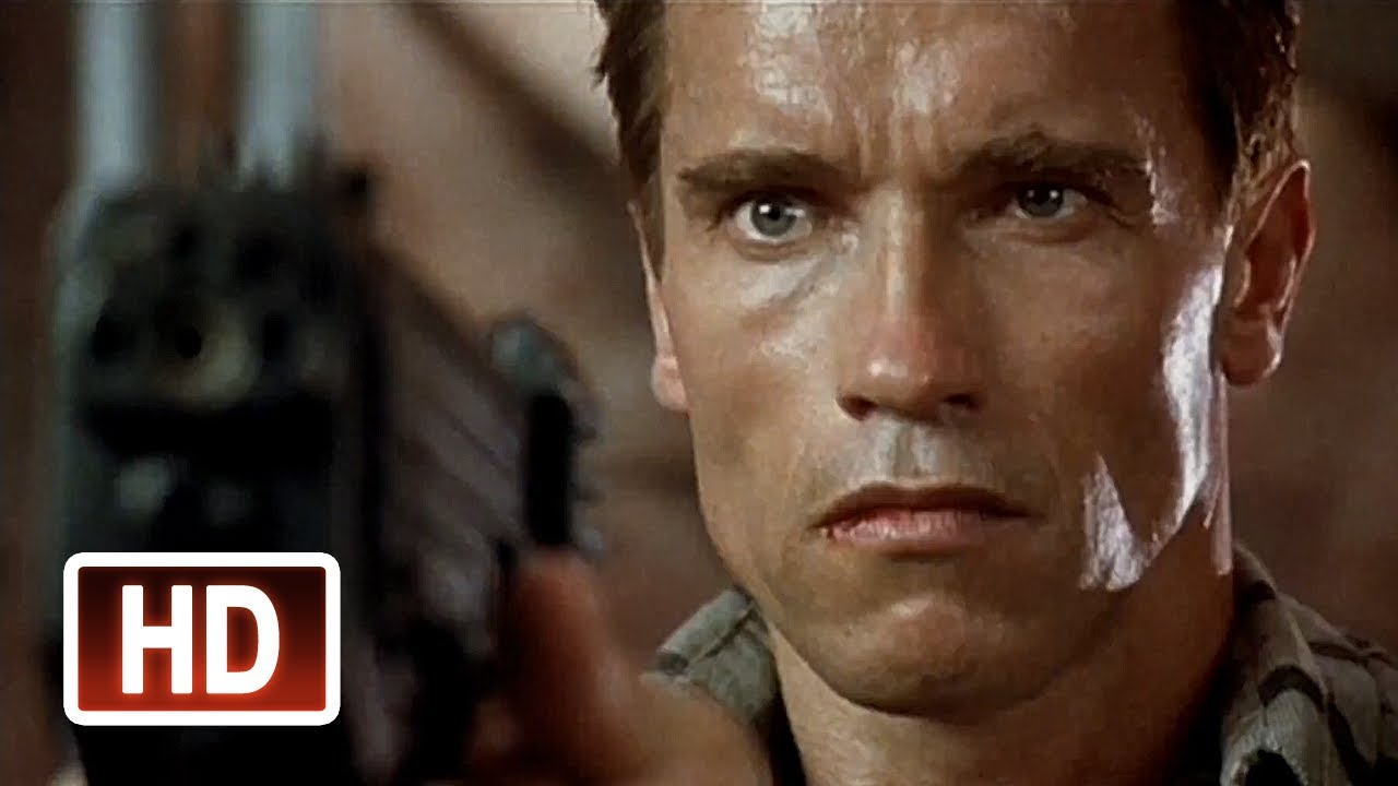 Total Recall (1990) Trailer [HD] - Arnold Schwarzenegger
