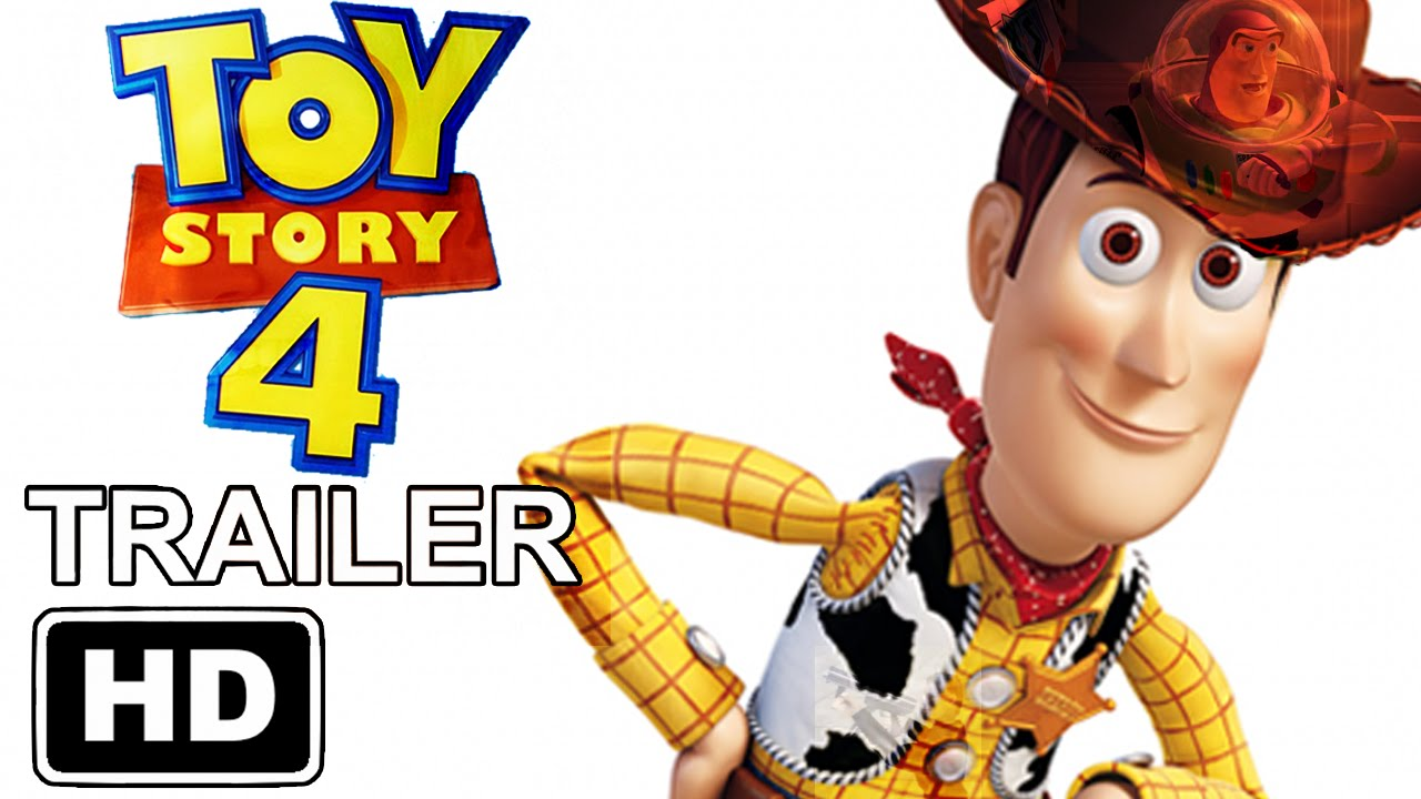 Toy Story 4 : Toy story trailer