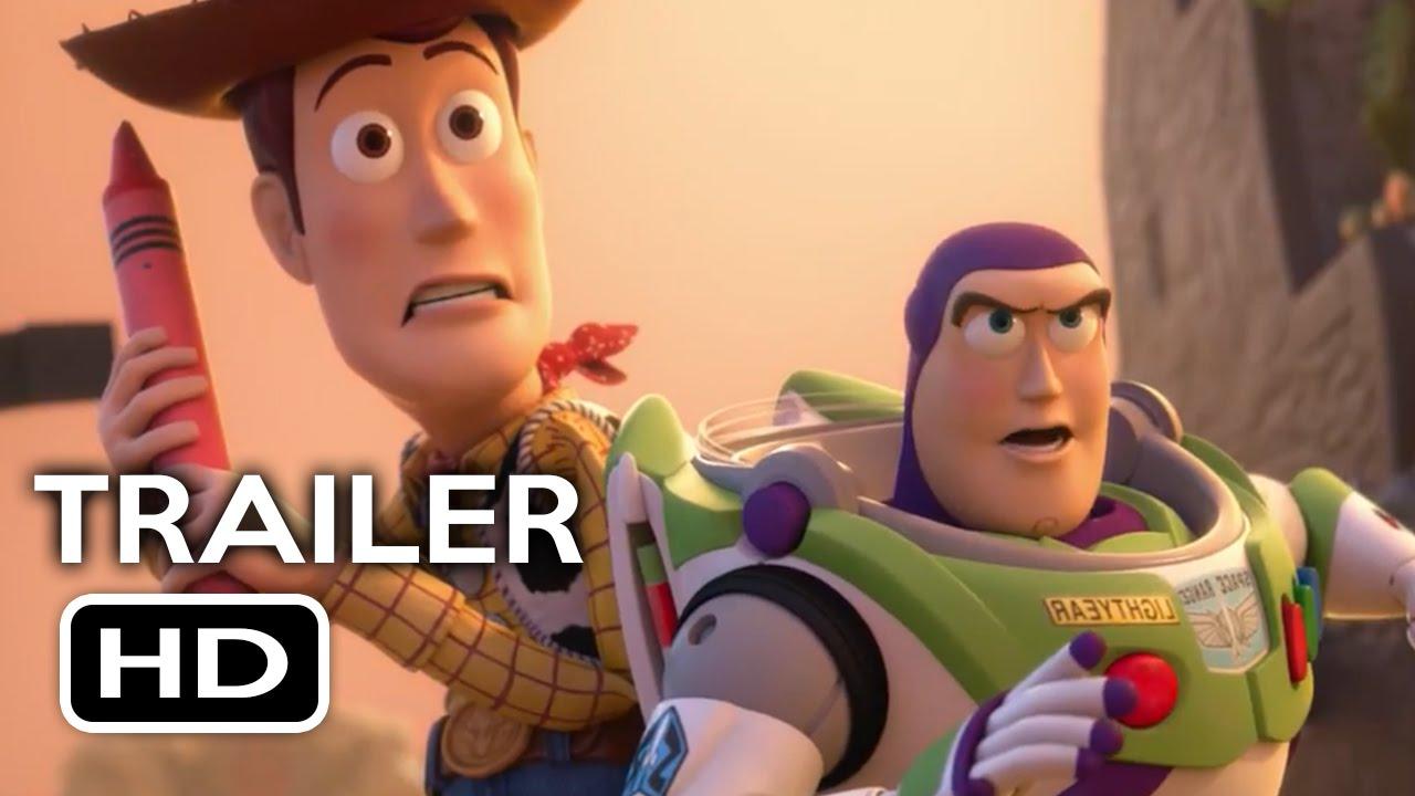 Toy Story That Time Forgot Blu-ray Trailer (2015) Tom Hanks, Tim Allen Pixar Short HD