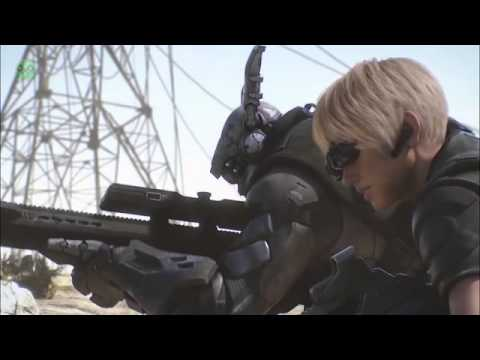 Trailer HD Appleseed Alpha (2014)