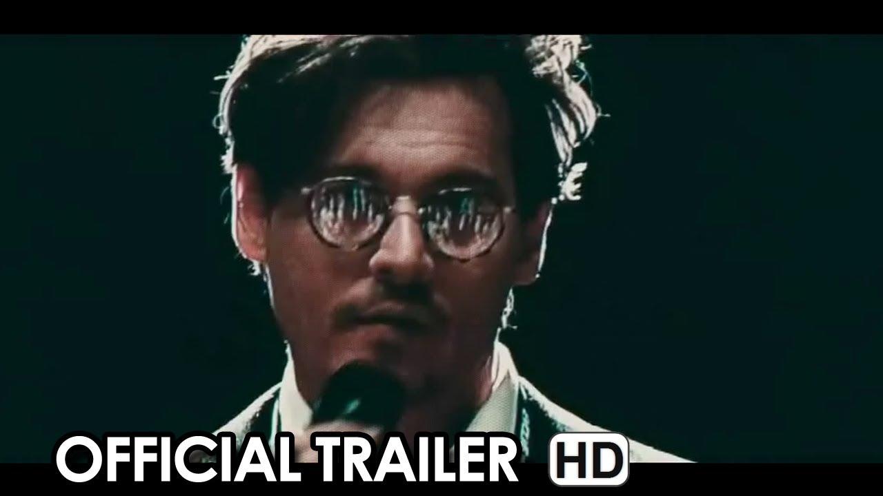 Transcendence Official Trailer #1 (2014) HD