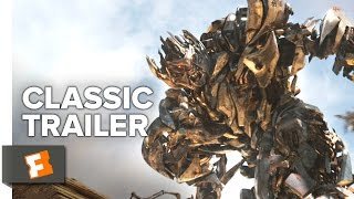 Transformers: Revenge of the Fallen (2009) Official Trailer - Shia LaBeouf, Megan Fox Movie HD