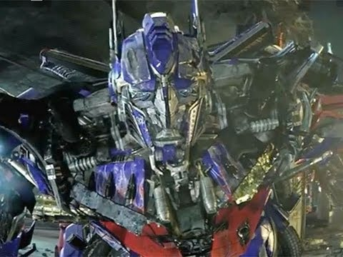 Transformers: The Ride-3D Teaser Trailer Official 2012 [HD]