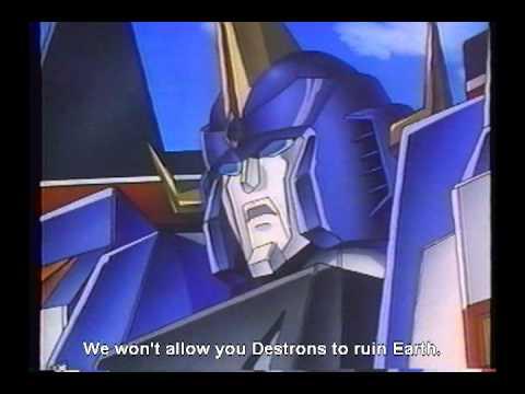 Transformers ZONE OVA English Subbed