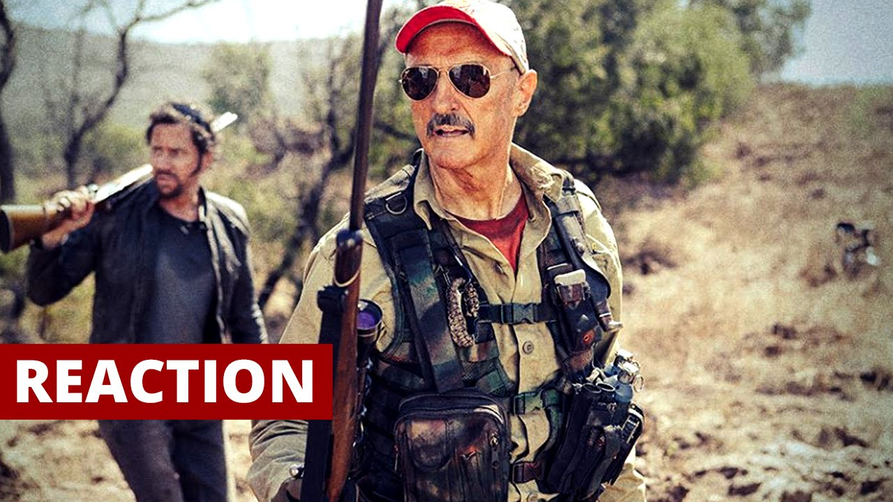 TREMORS 5: BLOODLINES Official Movie Trailer Reaction (2015)