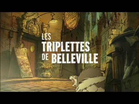 Trio z Belleville (Les Triplettes de Belleville) - 2003 - zwiastun - LektorPL