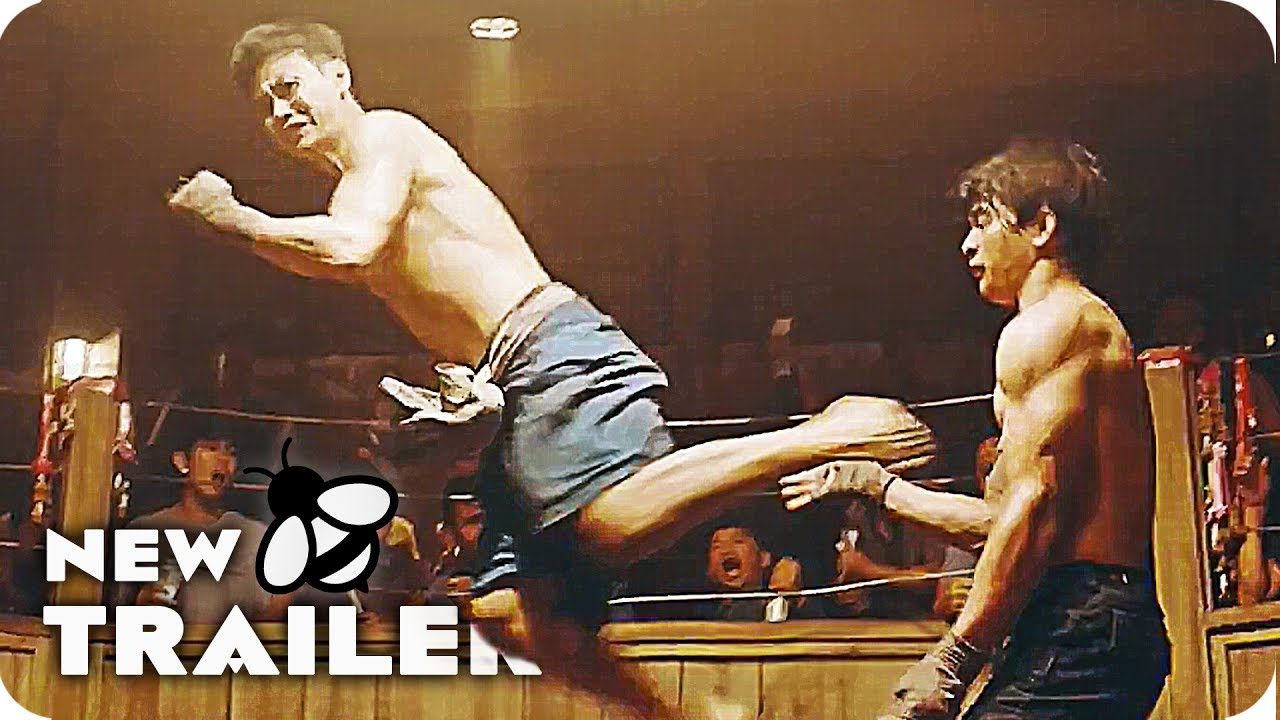 TRIPLE THREAT Trailer Announcement (2017) Tony Jaa, Iko Uwais, Scott Adkins Movie